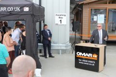 Omar Group officially opens new £1.1m factory