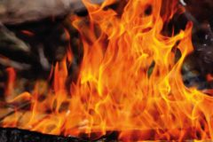 Fire safety and park homes