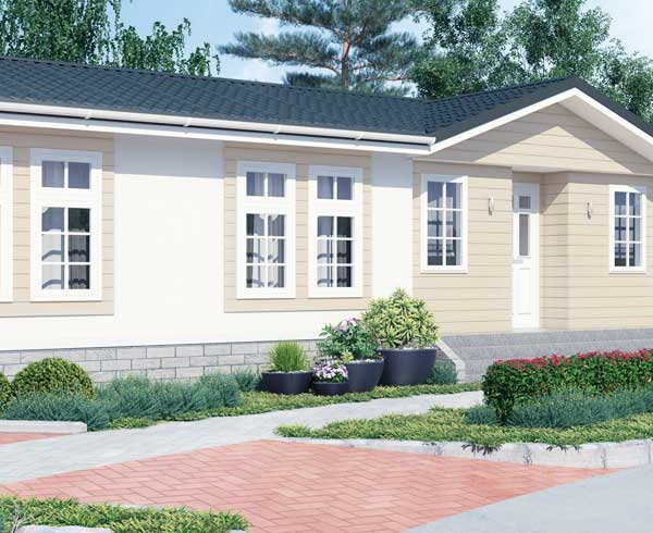 New Model Review: The New Florence House
