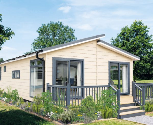 New Model Review: The Alderney luxury lodge