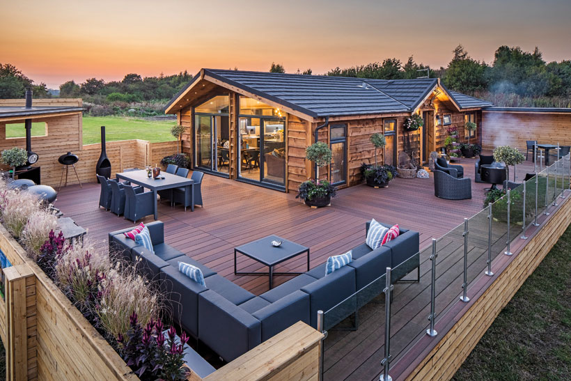 NEW MODEL: Escape to the wilds of Alaska… with Lissett Homes